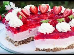 erdbeer torte mit schmand ohne backen