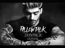 Pillow Talk—Zayn Malik First Solist Song