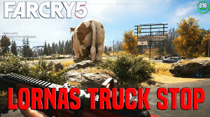 LORNAS TRUCK STOP - FAR CRY 5 - YouTube