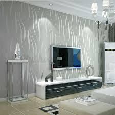 10m 3d vliestapete vlies tapete wellen streifen barock design ornament grau a