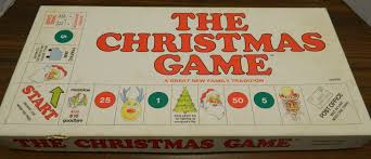 The Christmas Game 1980 Board Review And Instructions