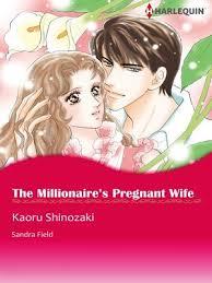 The Millionaires Pregnant Wife Harlequin Comics