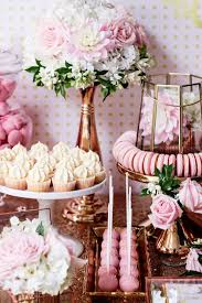 Pink White And Gold Birthday Decorations by Best 25 Pink Party Decorations Ideas On Pinterest Pink And Gold