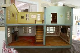 antique dollhouse plans antique free printable images house