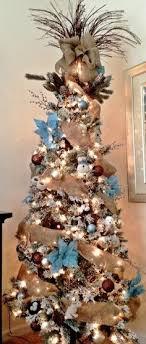 Christmas Tree Decorations Ideas 2014 Deer Antler Rustic Restorationhardware Antlers