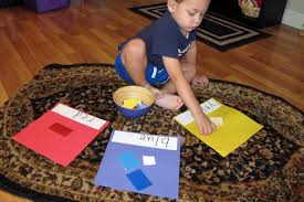 The Importance Of Sorting Activities Why How Montessori Traditional