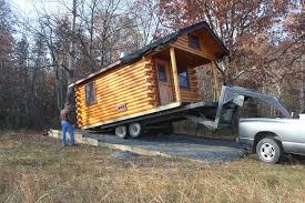 Amish Cabin Kits