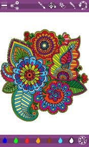 Colorish Mandala Coloring Book Screenshot Thumbnail