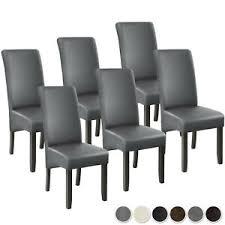 details zu 6er set esszimmerstuhl esszimmerstühle sitzgruppe gastro stühle 106 cm