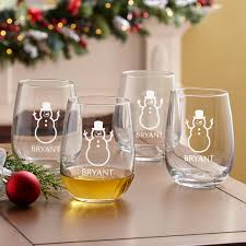 Spode Christmas Tree Glasses by Christmas Wine Glasses Buy Christmas Wine Glass Online Santa U0027s