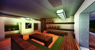 Minecraft Kitchen Ideas Keralis by Fancy Design Minecraft Modern House Interior 26 Awesome Pictures