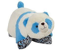 Amazon Pillow Pets Mystical Panda Pillow Snuggly and Soft