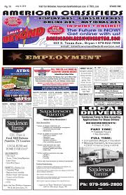 American Classifieds July 10th Edition Bryan/College Station By ... This Articles Tells How 14 People Are Boycott Dr Pepper Killeen No 4 In Texas For Employers Looking To Hire Business American Classifieds May 19th Edition Bryancollege Station By Ptdi Student Driver Placement 1994 Tour De Sol Otographs Truckdrivingschool 12th Drive The Guard Scholarship Cdl Traing Us Truck Driving School Thrifty Nickel Want Grnsheet Fort Worth Tex Vol 31 88 Ed 1 Thursday