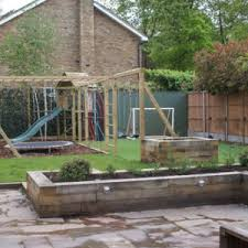 Breathtaking Garden Design With Kid Friendly Backyard Ideas As Well Rustic
