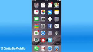 iPhone 6 Plus App Organization Tips