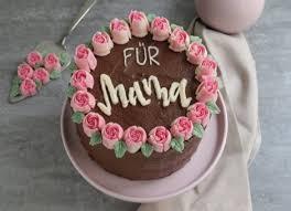 kuchen zum muttertag archive mein keksdesign