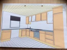 verkaufe gebrauchte nobilia küche buche l form