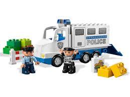 100 Lego Police Truck 56801
