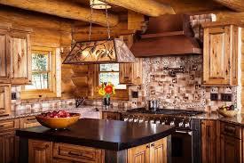 rusitc kitchen