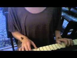 regina spektor folding chair piano tutorial youtube