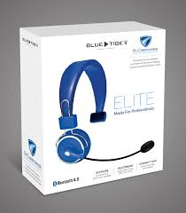 Blue Tiger® Elite   Premium Noise Cancelling Bluetooth® Headset Truck Driver Bluetooth Pictures Wireless Stereo Noise Canceling Headset Bhm10b Mono Multipoint Headphone F Keeppy Roadking Rk400 Cancelling Newbee Universal Holder Portable Stand Tpu Mpow Pro Over Ear Blue Tiger Dual Elite Trucker Cell With Mic Tech Rabbit Daniel S Bridgers Trucking Blog I Give It The Buy Gadget Accsories Lazadasg 2017 New 41 Head