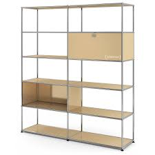 usm haller living room shelf l usm beige by fritz haller