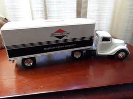 Ertl Diecast 1937 Ford Replica Semi Truck Bank Briggs & Stratton For ... Semi Truck Diecast Models Walmart Colctible Toy Semi Truck Cab And Trailer 153 Precision Welly 132 Kenworth W900 Tractor Trailer Model Lvo Vn780 With Long Hauler Newray 14213 Remote Control Ardiafm Trucks Save Our Oceans Fs 164 Arizona Model Trucks Diecast Tufftrucks Australia Ertl Kenworth Country Skillet Double E Rc 120 Scale 24g Flatbed Semitrailer Eeering Pin By Robert Howard On Die Cast Toys Pinterest Trucks Amazoncom Newray Intertional Lonestar Radioactive