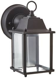 trans globe lighting 40455 bk outdoor patrician 8