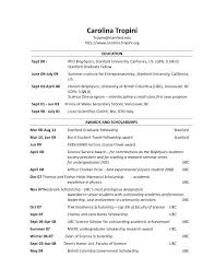 Resume Examples Ubc Plus T Does A Consist Of Perfect Example To Create Stunning