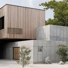 100 Concrete House Designs The Box By Robertson Design IGNANT