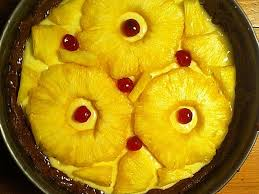 ananas vanillepudding kuchen