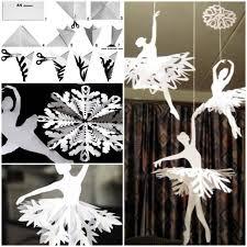 Snowflake Ballerinas Praktic Ideas