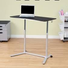 standing modern desks you ll love wayfair