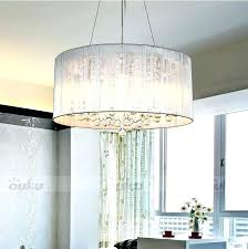 Chandelier Drum Shade With Local Dining Room Ideas Captivating Chandeliers Shades