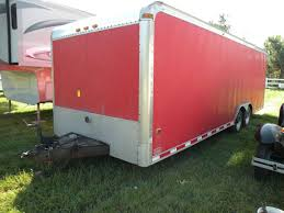 Image 2 1996 Classic Trailers Enclosed Trailer SN 10WPAEN2XTW024155