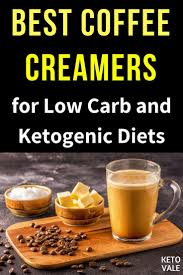 Best Coffee Creamers For Low Carb And Ketogenic Diets Review