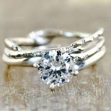 Rustic Wedding Rings Best 25 Engagement Ideas On Pinterest Unique