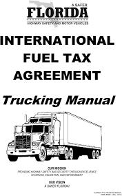 INTERNATIONAL FUEL TAX AGREEMENT. Trucking Manual - PDF