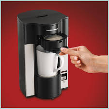 Best One Cup Coffee Maker Without Pods