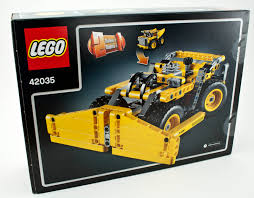 100 Lego Mining Truck Review 42035 Rebrickable Build With LEGO
