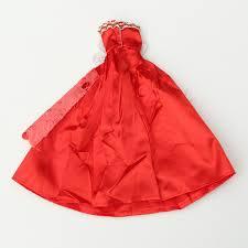 Hedeya Barbie Black Background Dress