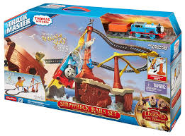 Tidmouth Shed Deluxe Set by Image Trackmaster Revolution Shipwreckrailssetbox Png Thomas