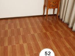 PVC Self Adhesive Plastic Floor Stickers Affixed Environmental Sheet Carpet 3d Tile Wallpaper