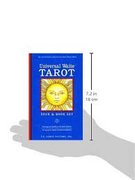 Universal Waite Tarot Deck Instructions by Buy Universal Waite Tarot Deck And Book Set Book Online At Low