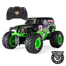 100 Digger Truck Videos Amazoncom Monster Jam Official Grave Remoter Control