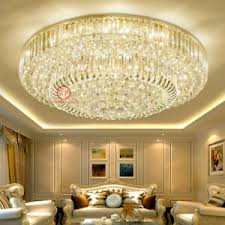details zu led wohnzimmer k9 kristall hängele lüster leuchte kronleuchter deckenleuchte
