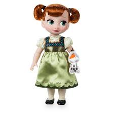 Disney Animators Collection Anna Doll Frozen 16 ShopDisney