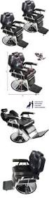 Ebay Salon Dryer Chairs by Salon Chairs And Dryers 2pcs Adjust Reclining Hydraulic Barber