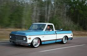 1972 Chevrolet C10 - California Dreamin' …in Texas