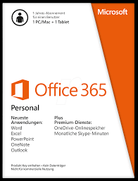 OFFICE 365 P Microsoft fice 365 Personal 1 year at reichelt
